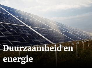Duurzaamheid en energie cursussen